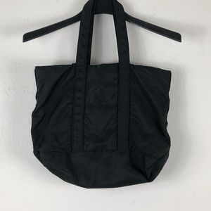 RALPH LAUREN TOTE BAG EMBROIDERED LOGO